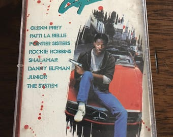 Beverly Hills Cop Movie Soundtrack Cassette Tape