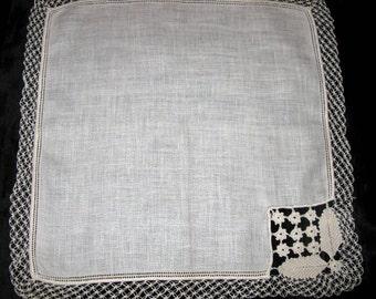 Irish Linen Handkerchiefs Hankies Wedding Hanky Antique
