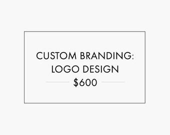 Custom Branding - LOGO DESIGN ONLY - Business Logo