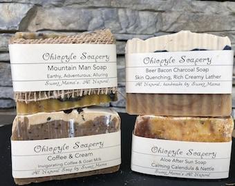 Soap-All Natural, Handmade