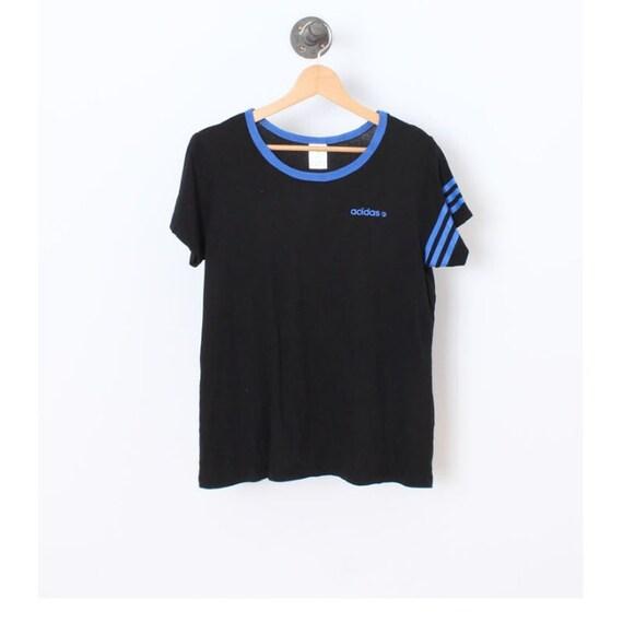 adidas t shirt vintage