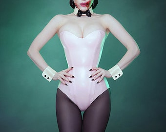 Bunny Girl Set by Lady Lucie Latex