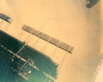 Wrigley Field Photograph