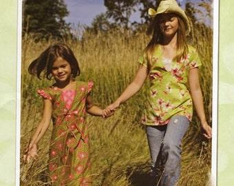 SALE Favorite Things Little Prairie Girl Sewing Pattern