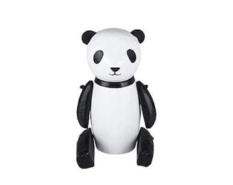 T-lab polepole animal parent and child Panda child