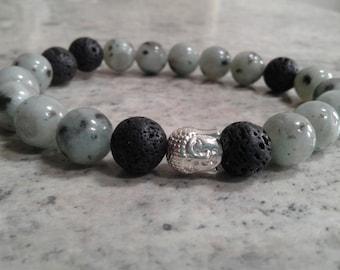 Men's Buddha bracelet