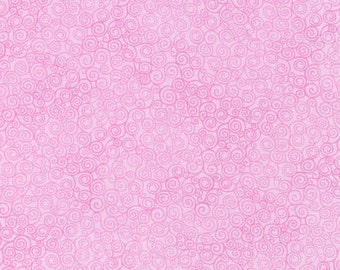 Pink Fabric - 1 yard Cut - Timeless Treasures - Cotton Fabric - Quilting Fabric - C2664 Fabric