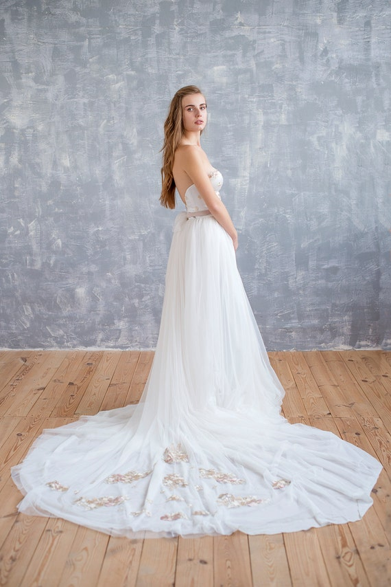 Korsett Hochzeitskleid Hochzeit Kleid Spitze Brautkleid