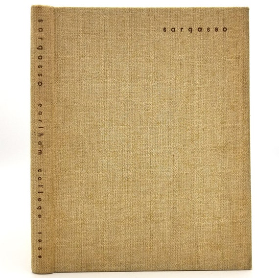Earlham College Yearbook (Annual) 1959 - Sargasso - Richmond, Indiana IN Wayne County