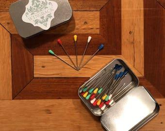 Upholstery Pins, Sewing Tools, Sewing Pins, Craft Tools, Craft Supplies