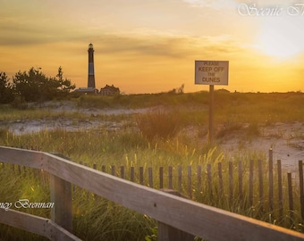 Sunrise at Fire Island Lighthouse 3