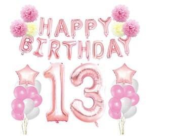 Happy 13th Birthday Etsy Studio