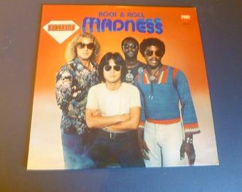 On sale! Ruby Rock & Roll Madness Vinyl Record LP PBR 7004 PBR International Records 1978
