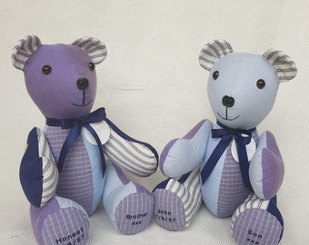 Memory Bear - Ted