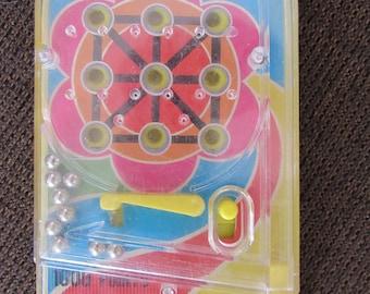 Vintage Lucky Ball Pinball Game Free Shipping