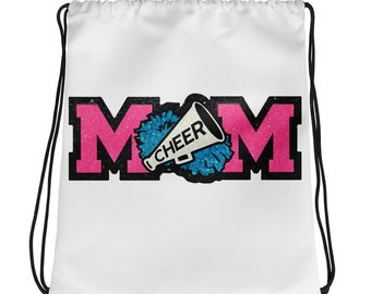 CHEER LT BLUE Drawstring bag