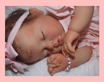 Custom Made Reborn Ariella Baby from Brittanys Babies