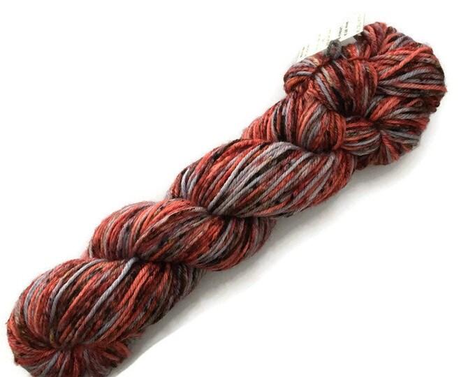 100% Merino hand dyed DK superwash Merino Wool