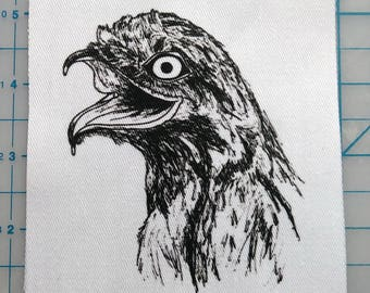 Potoo Patch