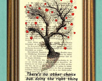 NED STARK - Game of Thrones Fan Art - Dictionary Art  Print - Wall Art