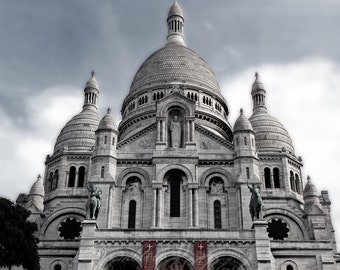 "Paris- Sacre Coeur ""Sacred Heart- Fine Art Photography"