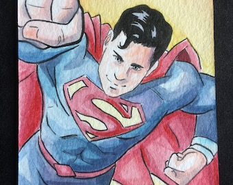 Spuerman Sketch Card