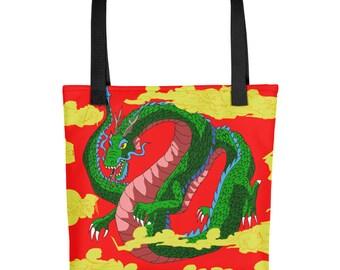 Legendary Dragon Tote bag