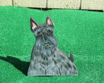 Scottish Terrier Yard Sign