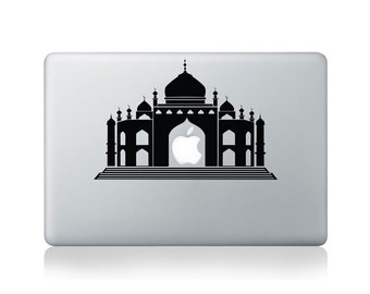Grand Mosque Vinyl Decal for Macbook (13/15) or Laptop