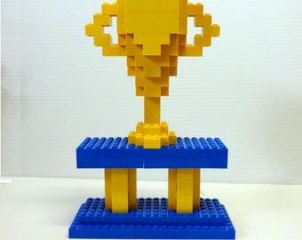 Custom Medium Trophy