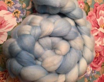 Polwarth Silk Combed Top