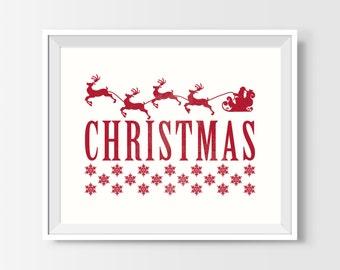 Christmas Decorations, Christmas Ornaments, Christmas Gifts, Christmas Signs, Christmas Printable, Christmas Prints, Printable Wall Art