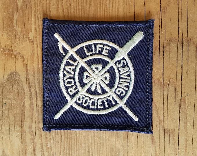 Royal Life Saving Society Patch - Toronto