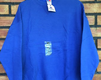 Sale Sale Sale Vintage Russell Athletic made in usa NOS Deadstock
