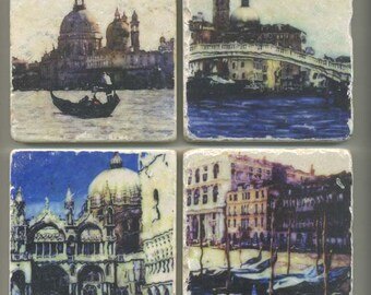 Venice Collection - Original Coasters