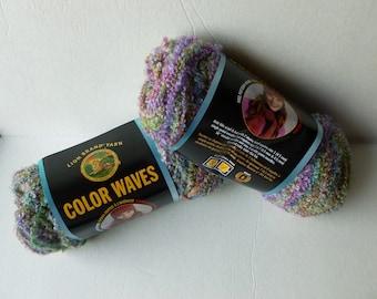 Yarn Sale  - Pebble beach Color Waves by Lion brand Yarn