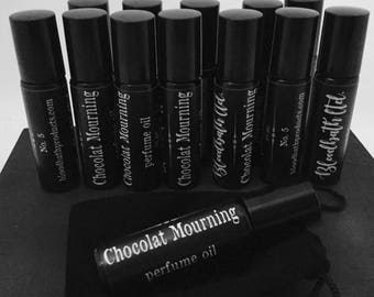 Chocolat Mourning Limited Edition No. 5 Perfume Oil