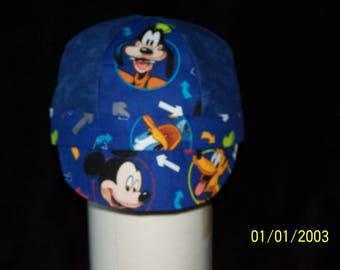 Disney Reversible Baseball Style Cap for Girl or Boy