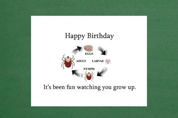 Birthday Card 17th Birthday Card 16th Birthday Card 15th