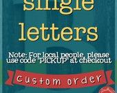 Choose Your Letter, Choos...