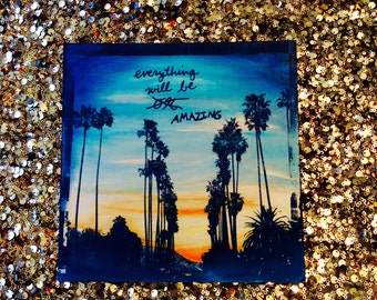 Everything Will Be Amazing with Palms