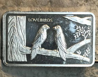 Love Birds Art Bar