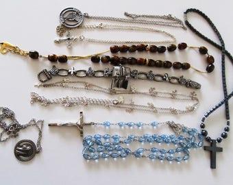 Religious Lot #2, Rosary Beads, Jewelry