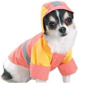 Dog Raincoat Etsy