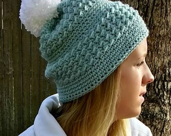 Wonderland Beanie - CROCHET PATTERN ONLY!