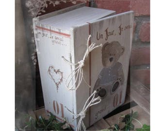 "Book box ""When I grow"""