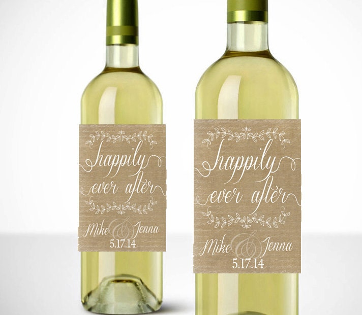 Free Wedding Label Templates For Favors Gallery Wedding Decoration