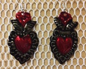 Earrings Recycled Mexican...