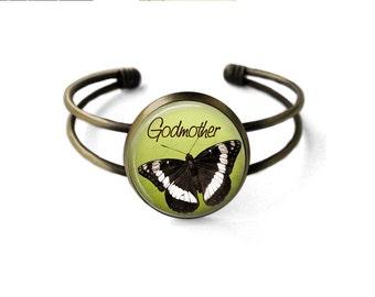 Godmother Cuff Bracelet