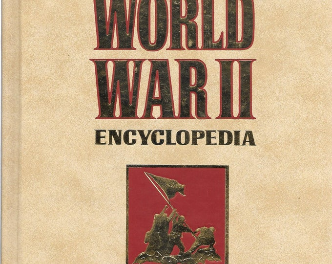 Illustrated World War II Encyclopedia volume 15